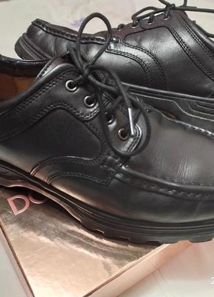 Отличные туфли кожа clarks