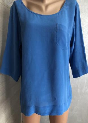 Блуза майка шёлк