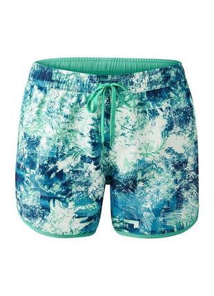 Универсальные двухсторонние шорты для пляжа и плавания от tchibo (германия)