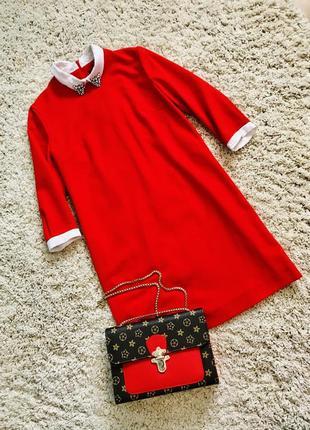 Плаття червоне kira plastinins