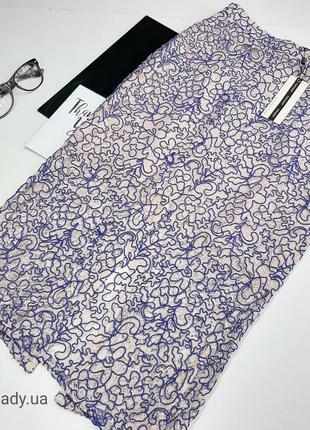 Topshop красивая юбка гипюр кружево