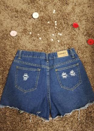 Женские новые летние шорты. джинс