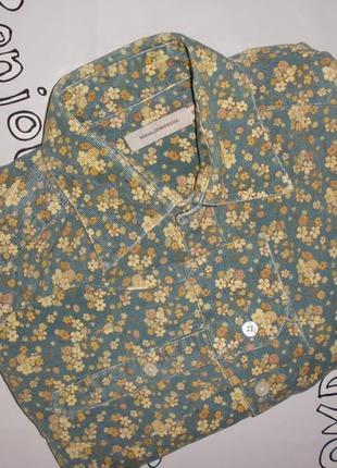 Мужская вельветовая рубашка john rocha на холодное время года