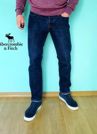 Мужские джинсы abercrombie&fitch