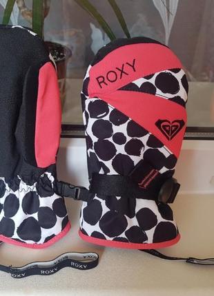 Новые перчатки roxy (размер s) на подростка