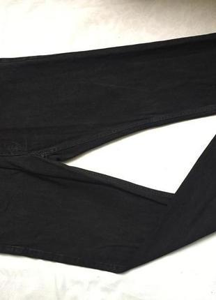 Супер джинсы муж чёрные раз xl (50)