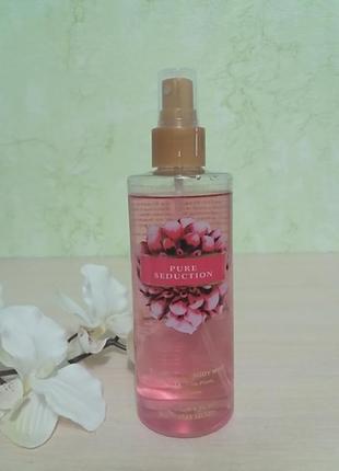 Victorias secret pure seduction - спрей для тела - 250 ml)уценка
