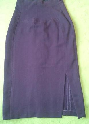 Спідниця олівець італія юбка карандаш спідничка