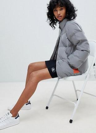 Calvin klein down jacket reflective technology куртка пуховик оригинал xl