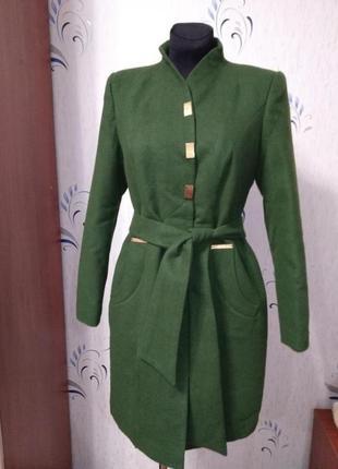 Продажа до16. 11.19шикарное кашемировое пальто