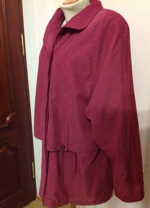 Biaggini- roma- 46/ демисезонная курточка- реглан  на синтепоне.