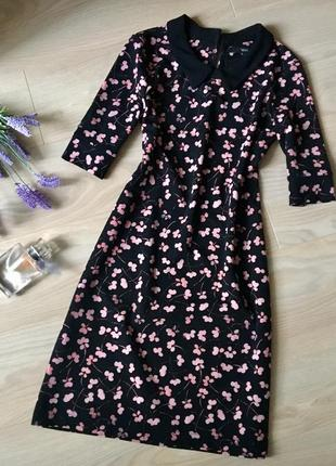 Платье в сакурах next