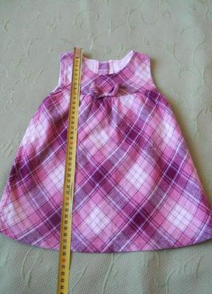 Платье george 68-74 сукня суконка сарафан плаття