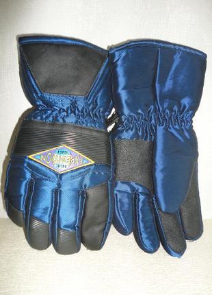 Мужские термо перчатки expedition