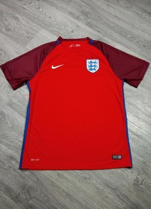 Футболка nike dri fit england
