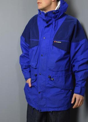 Курточка berghaus vintage gore-tex jacket