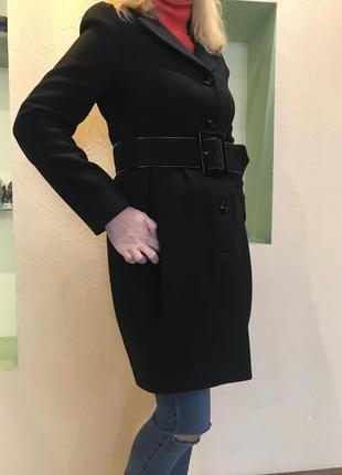 Шерстяное пальто stella polare размер м