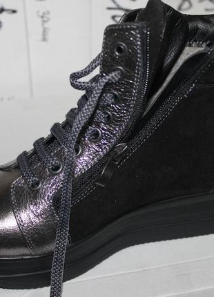 Новогодние скидки, зима, кроссовки ботинки, платформа, с 36-40р8 фото