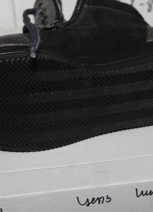 Новогодние скидки, зима, кроссовки ботинки, платформа, с 36-40р9 фото