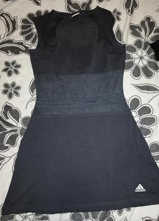Adidas спорт платье
