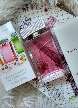 Дуже ніжний аромат від david yurman delicate essence 100мл франція!