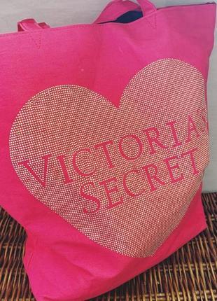 Сумка шоппер victoria's secret