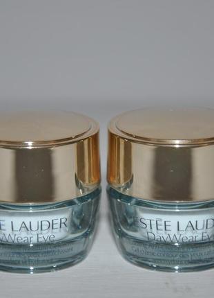 Увлажняющий гель-крем для кожи вокруг глаз estee lauder daywear eye gel cream миниатюры
