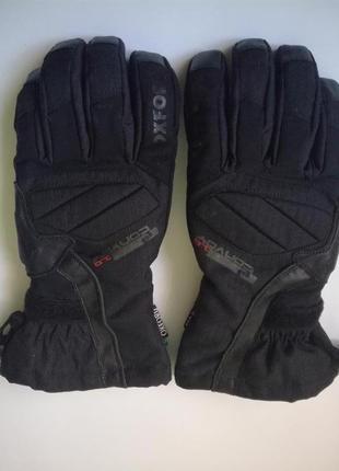 Мотоперчатки осень зима oxford winter gloves convoy 1.0