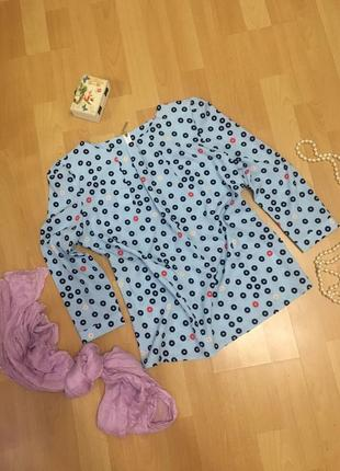 Яркая блуза sezone