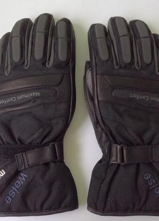 Мотоперчатки осень зима weise legend - ме