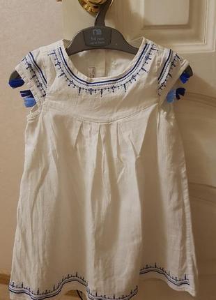 Платье-вышиванка waikiki