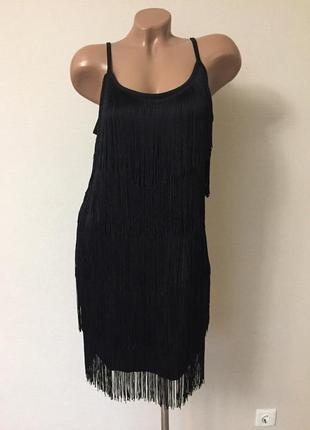 Классическое платье в рюши /sassofono/ стиль гангстеры/ корпоратив/вечеринки/свадьбы.
