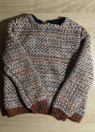 Очень тёплый свитерок