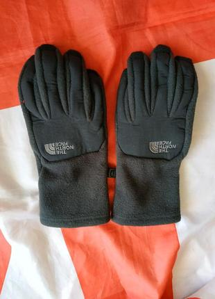 The north face перчатки