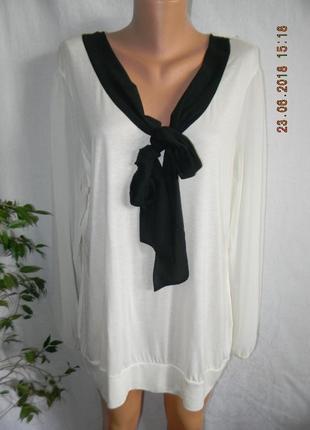 Новая нарядная блуза большого размера next