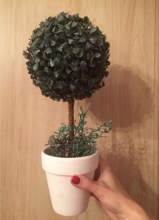 Дерево декор jysk