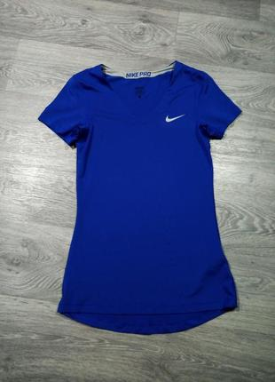 Спортивная футболка nike pro dri fit