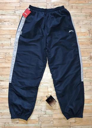 Оригинал! фирменные , мужские спортивные брюки slazenger