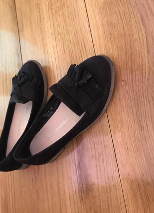 Туфли топсайдери лодочки балетки