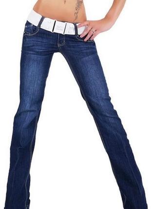 Брендовые джинсы burberry