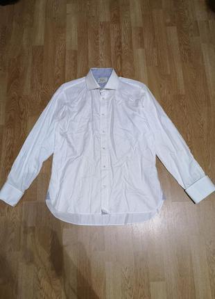 Рубашка с запонками