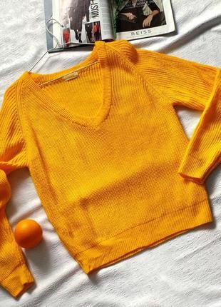 Трендовый свитерок