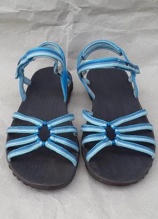 Кожаные сандалии босоножки teva kayenta 39 р. оригинал