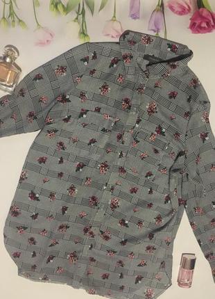Блуза рубашка от primark