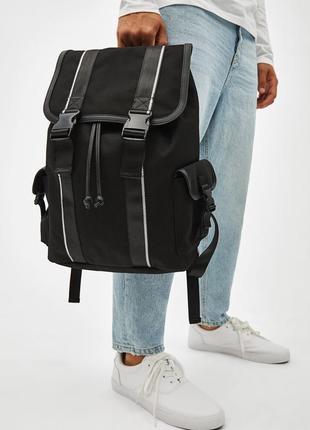 Городской рюкзак bershka