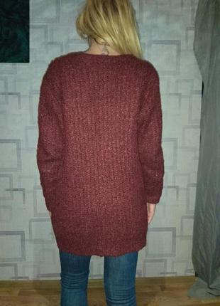Кардиган пиджак зима