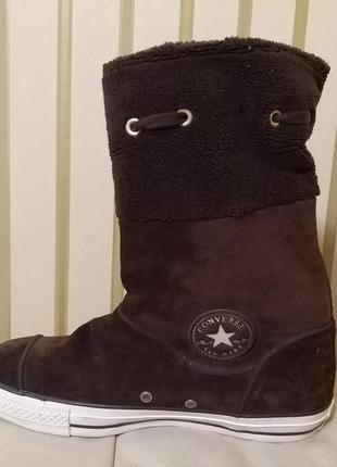 Шикарні нові натуральні фірмові чоботи