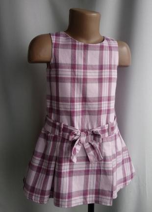 Платье next на 1,5-2года, рост 92,