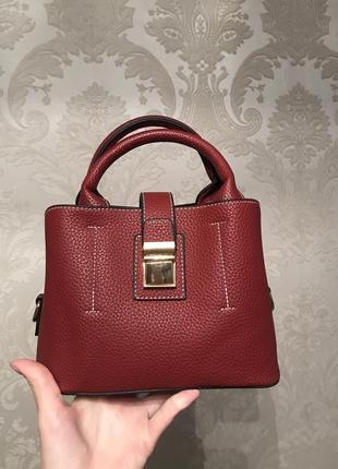 Сумка сумочка клатч новая