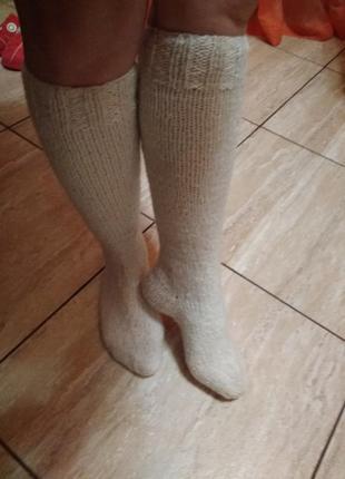 Зимові гетри до колін 35-36p.